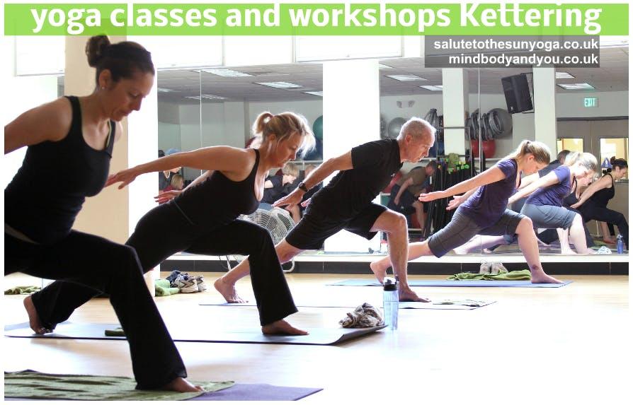 Yoga Stretch & De-stress WEDNESDAYS