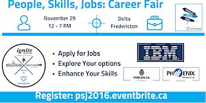 People, Skills, Jobs: Career Fair