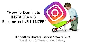 "The Northern Beaches Business Network Event: ""HOW TO..."