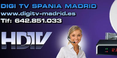 Receptoare Digi TV Madrid