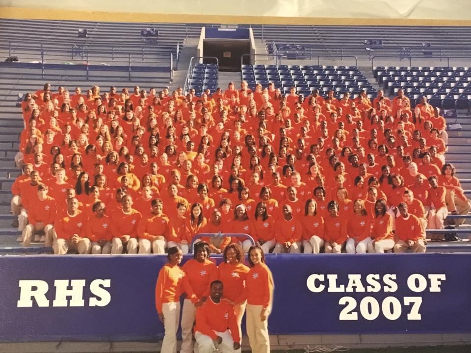 Ridgeway Class of 2007 - 10 Year Reunion