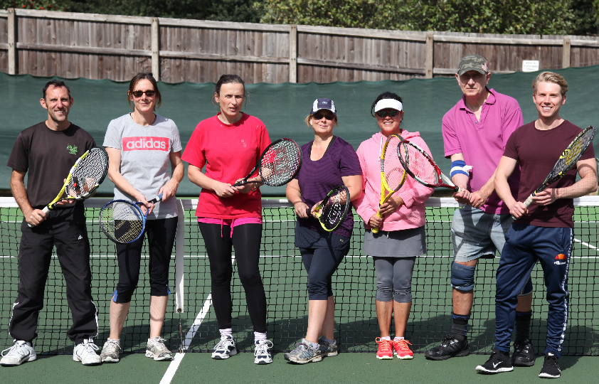 West Bridgford Social Tennis, Nottingham