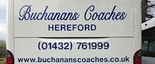 Buchanans Coaches Hereford 01432 761999 logo