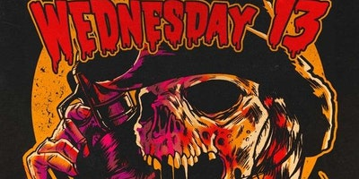 WEDNESDAY 13 'UNDEAD AND UNPLUGGED DOWN UNDER'