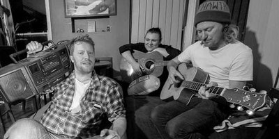THE BASICS present 'THE SONG ROOM'