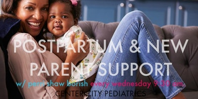 Postpartum and New Parent Support Group