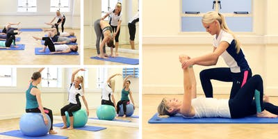 Physio led Pilates classes in Liverpool city centre