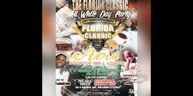 Florida Classic 2016 Annual All White Day Party tickets