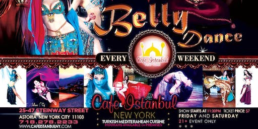 Cafe Istanbul - New Middle Eastern Restaurant Opens Up in Astoria, Queens