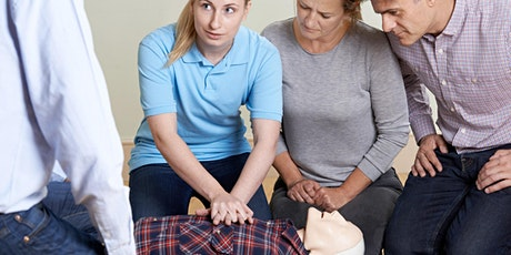 Healthcare Provider CPR (BLS) - Initial Class tickets
