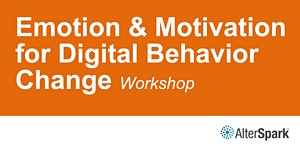 Emotion & Motivation for Digital Behavior Change [N1]...