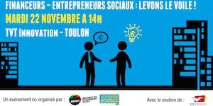 Rencontres Entrepreneurs Sociaux-Financeurs à Toulon