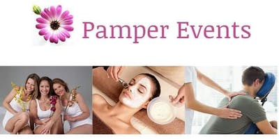 Pamper Party Packages Derbyshire