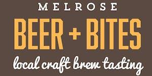 Melrose BEER + BITES Local Craft Brew Tasting