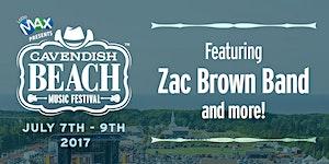 2017 LOTTO MAX presents Cavendish Beach Music Festival
