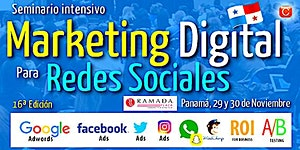 Seminario Marketing Digital para Redes Sociales -...