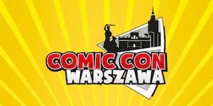 Comic Con Warszawa / Comic Con Polska