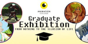 Animation College 2016 Exhibition | Opening Night