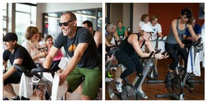 Multnomah Athletic Foundation Spin-a-thon