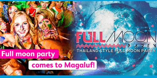 Full Moon Party Magaluf 2019