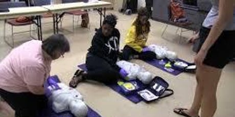 Atlanta Technical College® First Aid CPR AED tickets