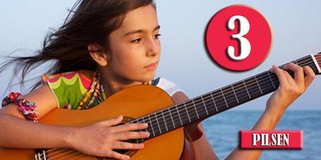 PILSEN: Clases de Guitarra (Nivel 3-INVIERNO) edades 9-14—Sábados 10am, Ene 7 - Mar 25, 2017 tickets