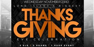 Thanksgiving Eve Long Island 2016 at Club Mixx in...