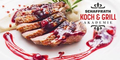 """Gourmet-Kochseminar """"von Anis bis Zimt"""" Tickets"""