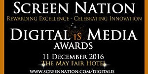 SCREEN NATION DIGITAL-IS MEDIA AWARDS  & Celebrity...