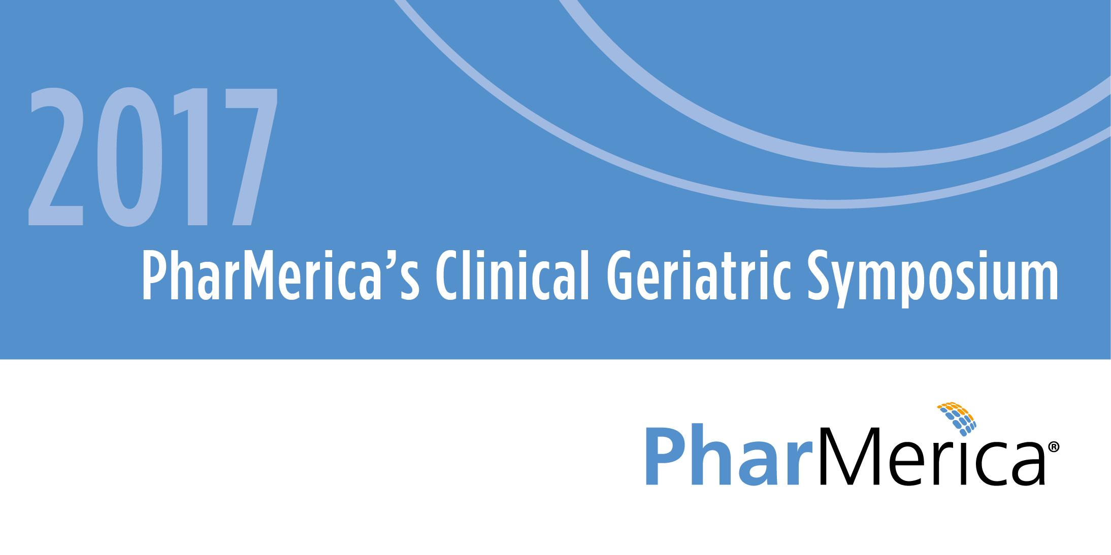 PharMerica's Clinical Geriatric Symposium - B