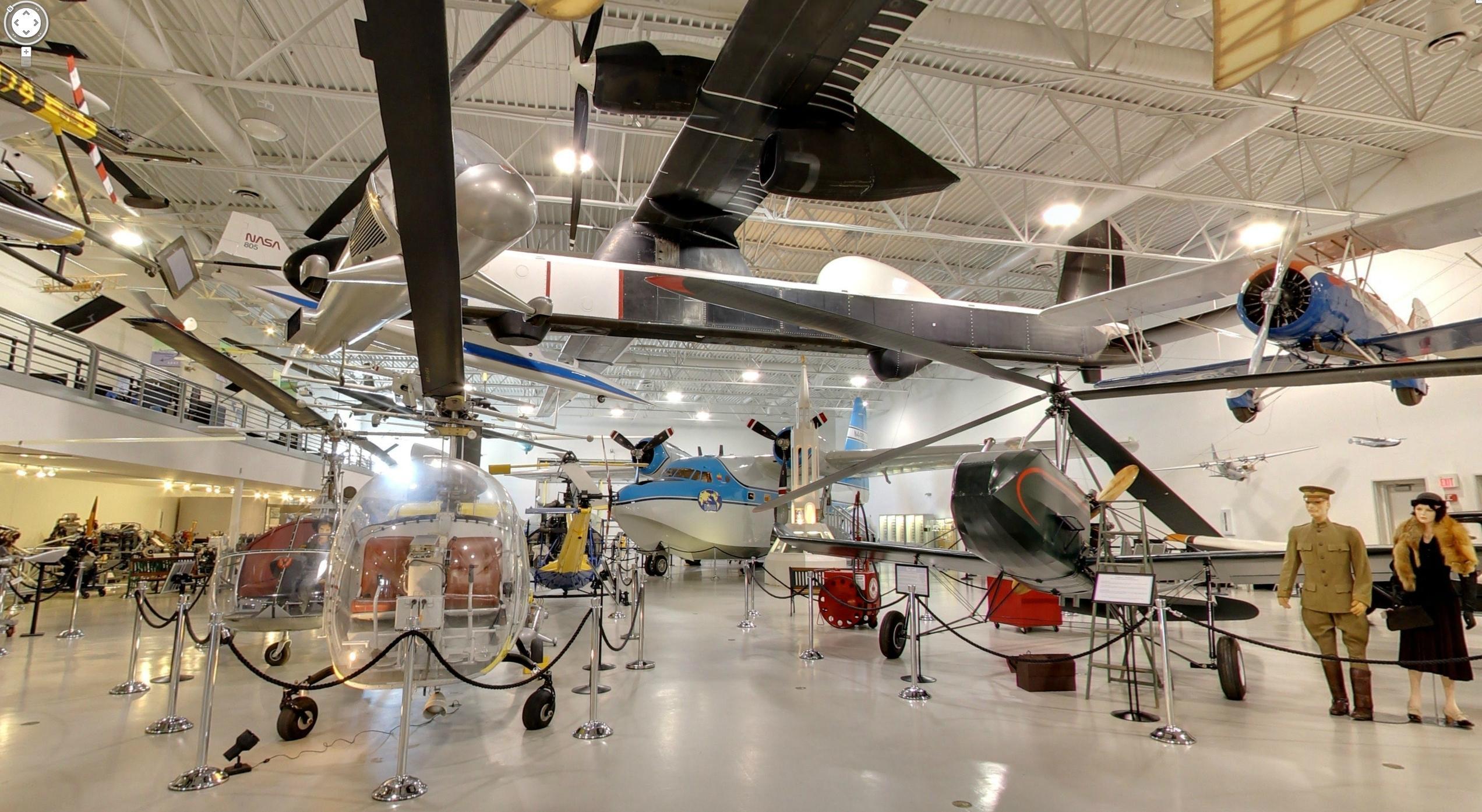 Hiller Aviation Museum Admission