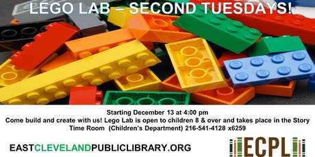 LEGO LAB  tickets