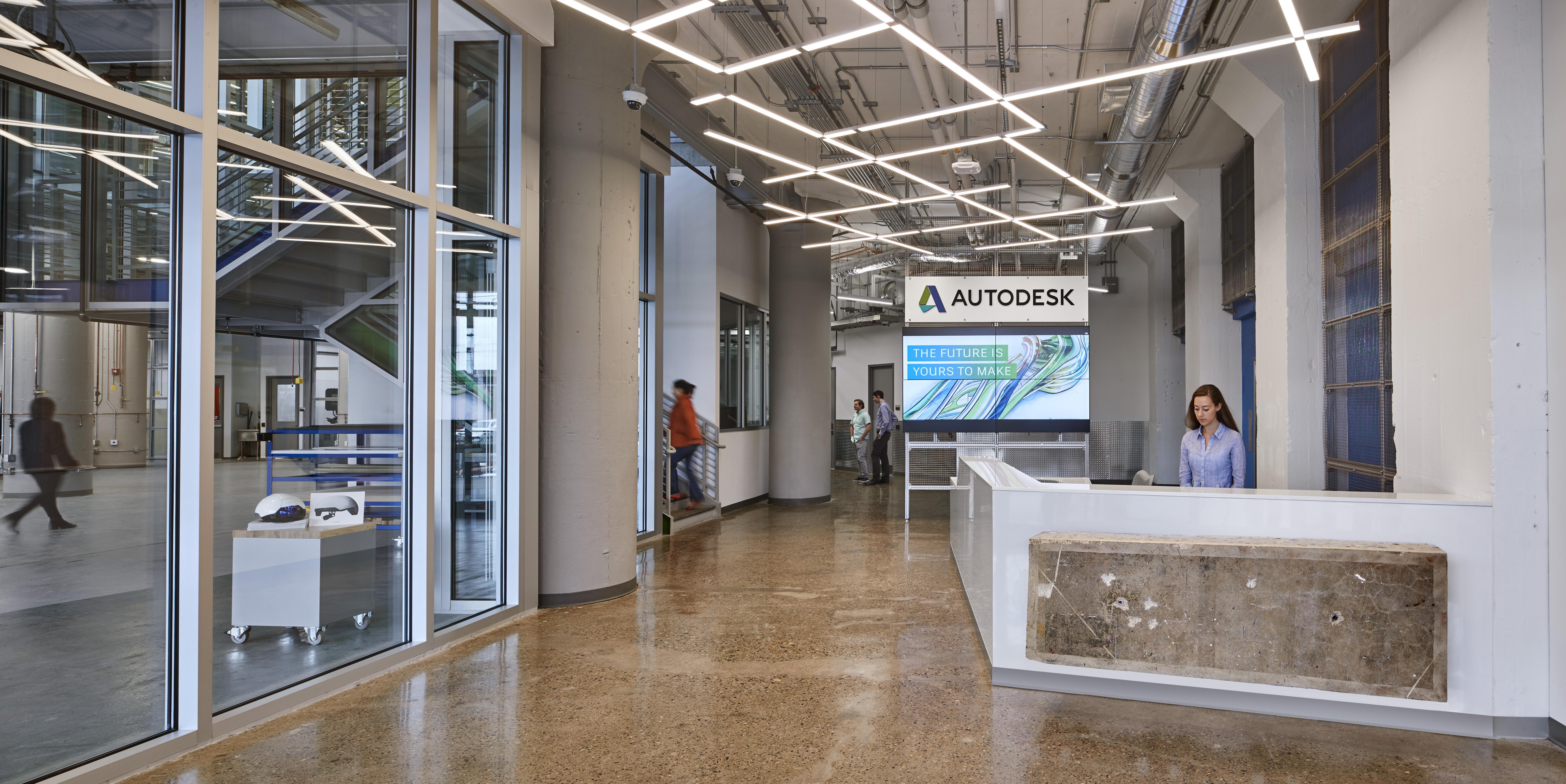 Autodesk BUILD Space Tour