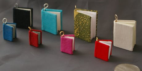 Tiny Wearable Books Workshop with Valeria Kremser tickets