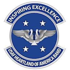 USAF Heartland of America Band  logo