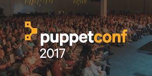 PuppetConf 2017: 10 - 12 October