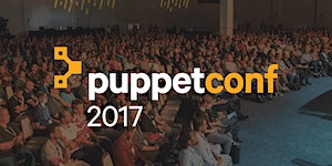 PuppetConf 2017: 10 - 12 October