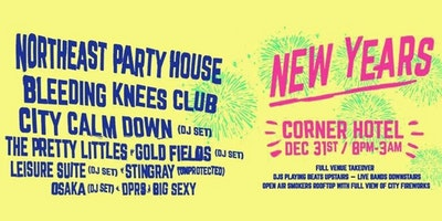 'NEW YEARS PARTY HOUSE' ft. NORTHEAST PARTY HOUSE