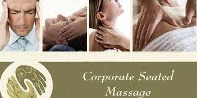 MHRA Employee Wellbeing Massage