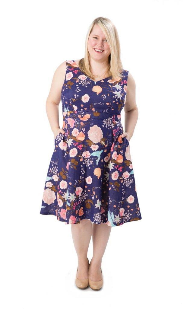 Sewing for Curves - Upton Dress (Cashmerette