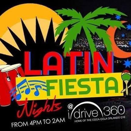 Orlando Eye VIP Lounge at Latin Fiesta Nights at I-Drive 360. Orlando Eye VIP Lounge at Latin Fiesta Nights at I-Drive 360