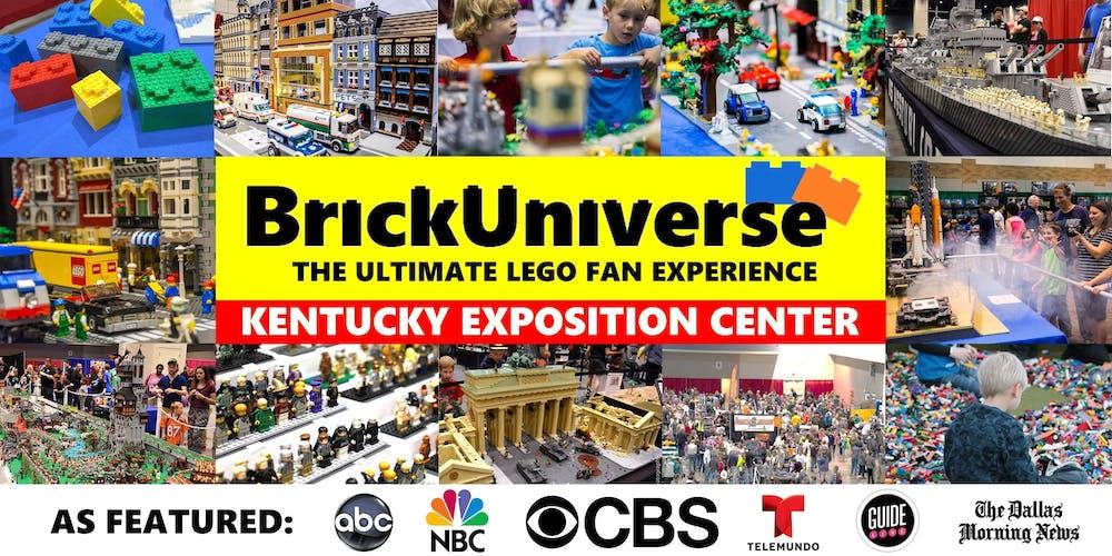BrickUniverse Louisville LEGO Fan Convention