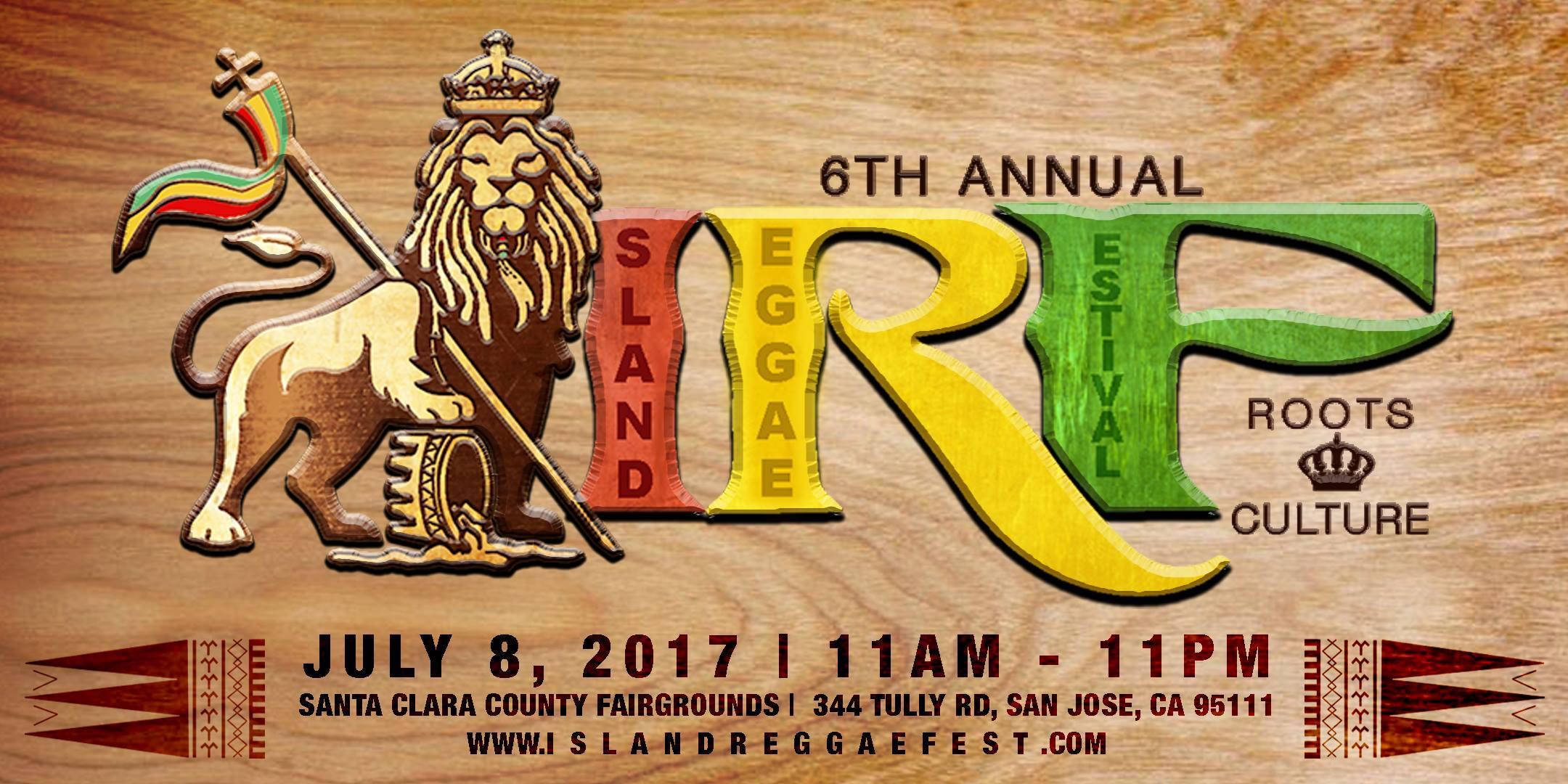 6th Annual Island Reggae Festival