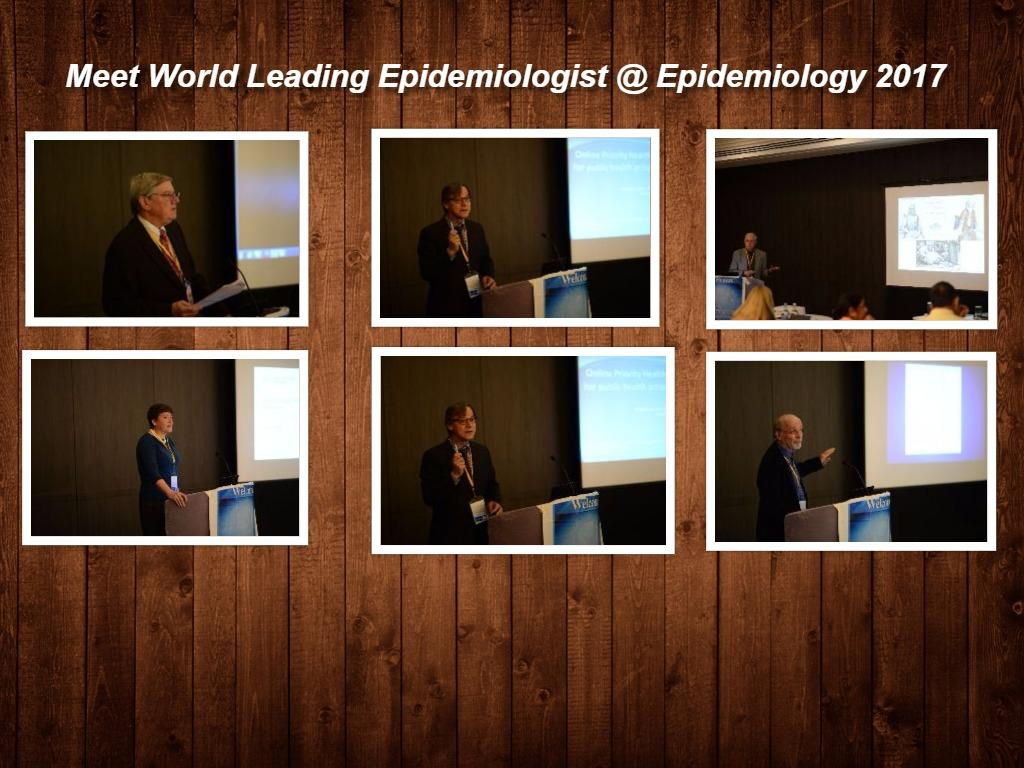 6th International Conference on Epidemiology