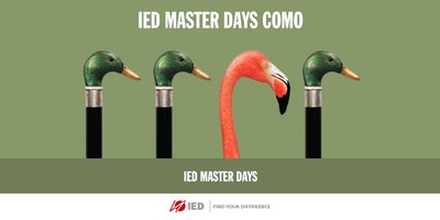 MASTER DAYS - Contemporary Art Conservation