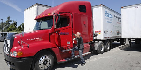Truck Driving Information Session tickets