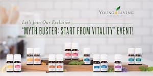 Myth Buster: Start from Vitality! 打破迷思:由Vitality開始!