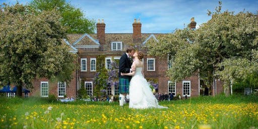 The Cambridge Wedding Fair, Anstey Hall
