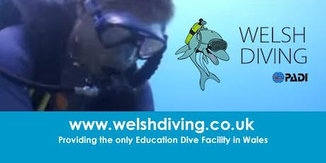 SCUBA DIVING - TRY DIVES (CARDIFF - Fitzalan High School) tickets