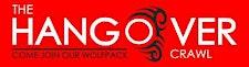 THE HANGOVER CRAWL  logo